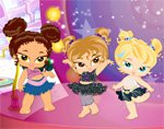 Игра Bratz Babyz Mall Crawl