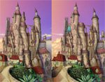 Игра Castles Spot The Difference