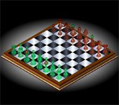 Игра Flash Chess 3D