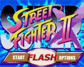 Игра Super Flash Street Fighter 2