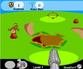Игра Gopher War