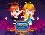 Игра Halloween Devil Twins