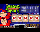 Игра Joking Apart Video Poker