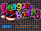 Игра League Bowling