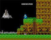 Игра Megaman vs Ghosts`n Goblins