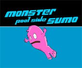 Игра Monster Pool Side Sumo
