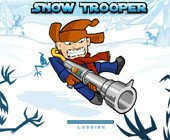 Игра Snow Trooper