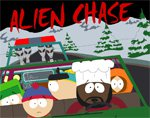 Игра South Park Alien Chase
