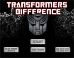 Игра Transformers Difference